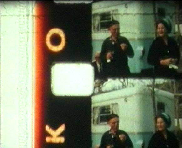 still from 'Virtual memory is running low', 1996