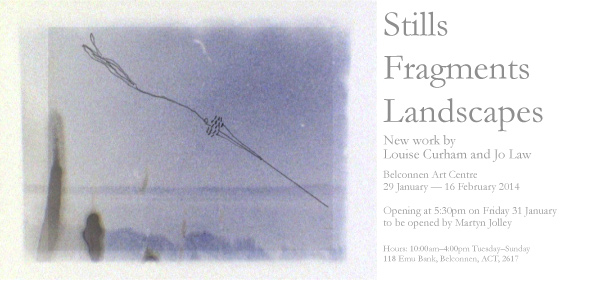 Stills Fragments Landscapes